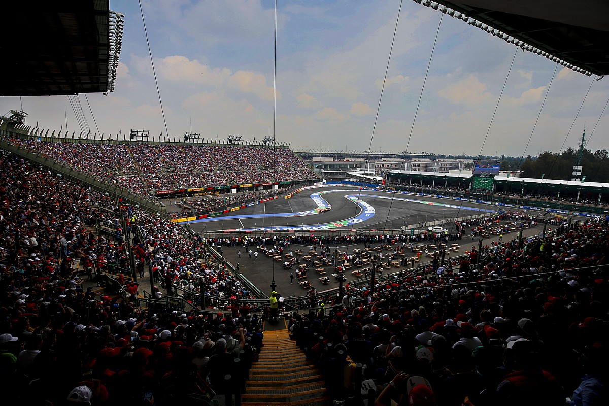 Mexican GP: The race as it happened