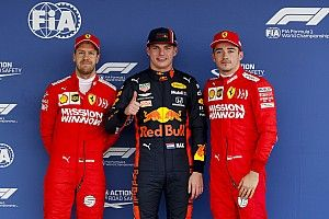 Ферстаппен завоевал поул в Мехико, Боттас разбил машину