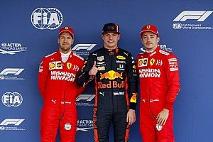 Mexican GP: Verstappen on pole as Bottas crashes hard