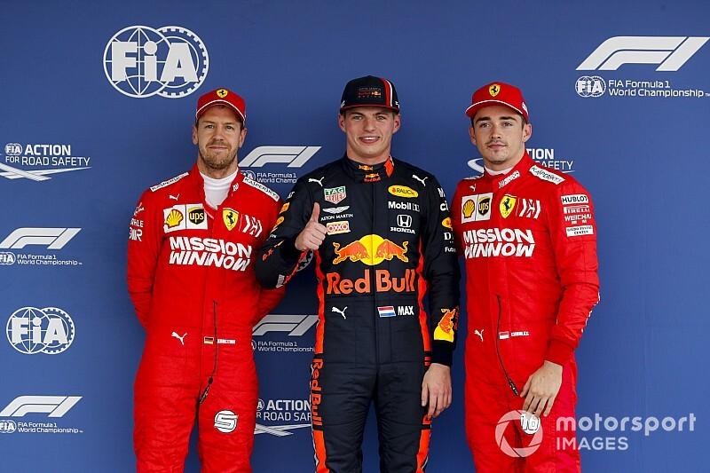 Meksika GP öncesi: Yarış gridi