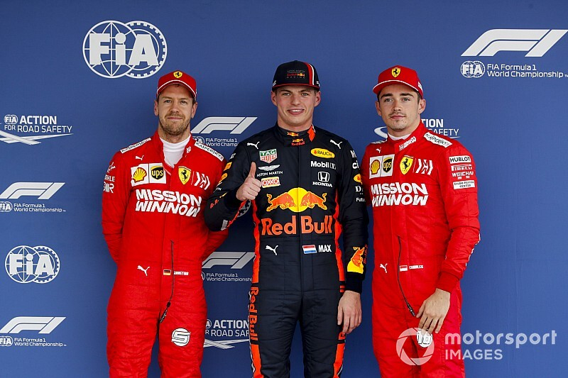 Mexican GP: Verstappen on pole as Bottas crashes hard