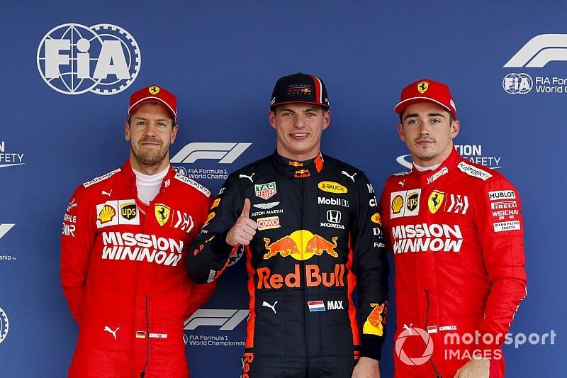 F1メキシコ予選:レッドブル・ホンダ&フェルスタッペン2度目のPP獲得