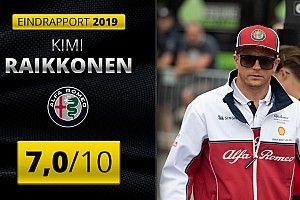 Eindrapport Kimi Raikkonen: Ancien van Alfa is nog niet versleten