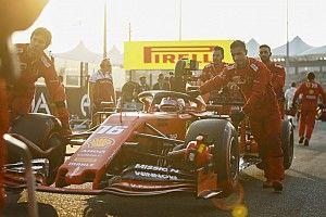 Leclerc nem várt ilyen jó eredményeket magától az első ferraris évében