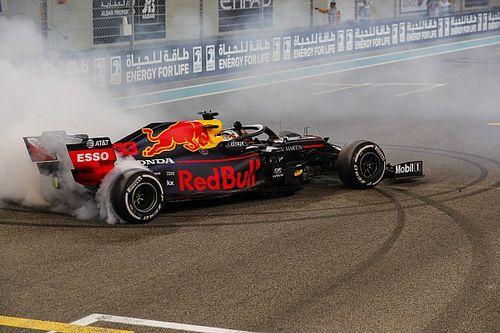 Verstappen zadowolony z sezonu