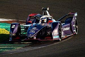 Valence, J1 - Bird en tête, Mercedes en retrait
