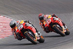 Marquez Puji Debut Alex di MotoGP