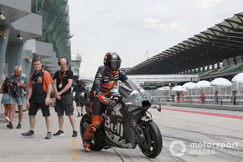 Rengeteg kép a MotoGP első tesztnapjáról Sepangból