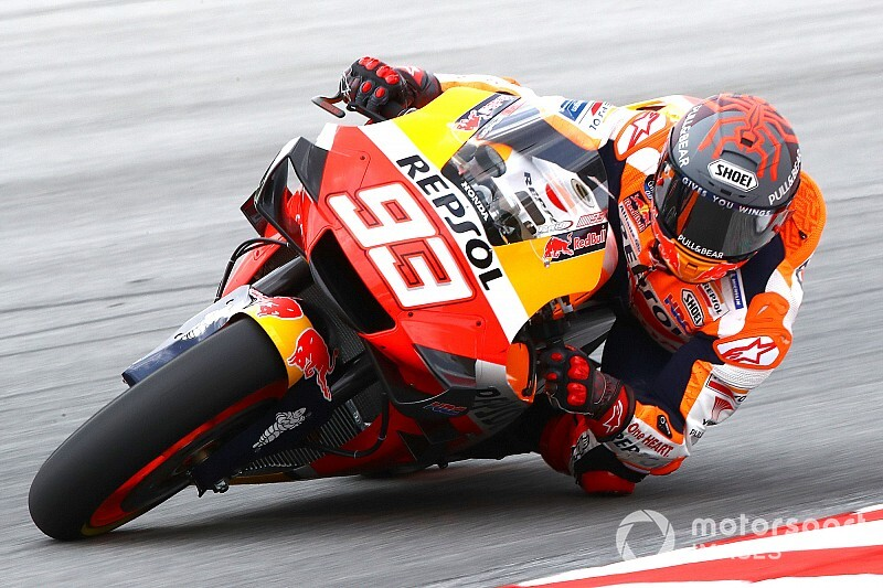 "Marquez felt ""worse than expected"" on Honda MotoGP return"