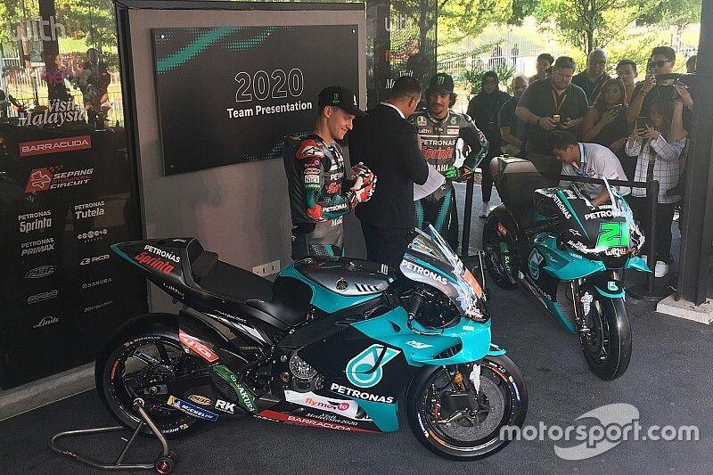 Yamaha Petronas rilancia la sfida con Quartararo e Morbidelli