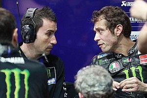 """Rossi blij met nieuwe crew chief: """"Meer potentie dan vorig jaar"""""""