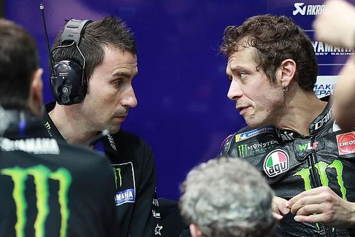 """Rossi has """"more potential"""" than 2019 with new crew chief"""