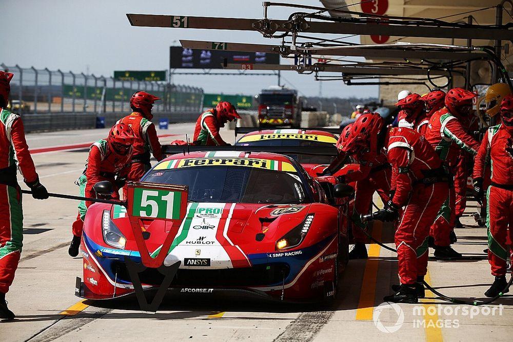 WEC: cinque Ferrari pronte per la 6h di Spa-Francorchamps