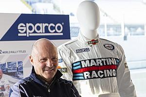 Sparco si veste di... Martini