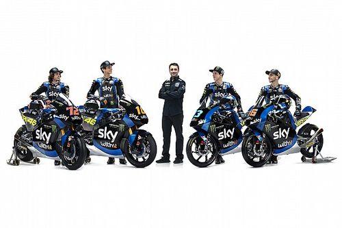 Sky Racing Team VR46: grandi ambizioni tra novità e conferme