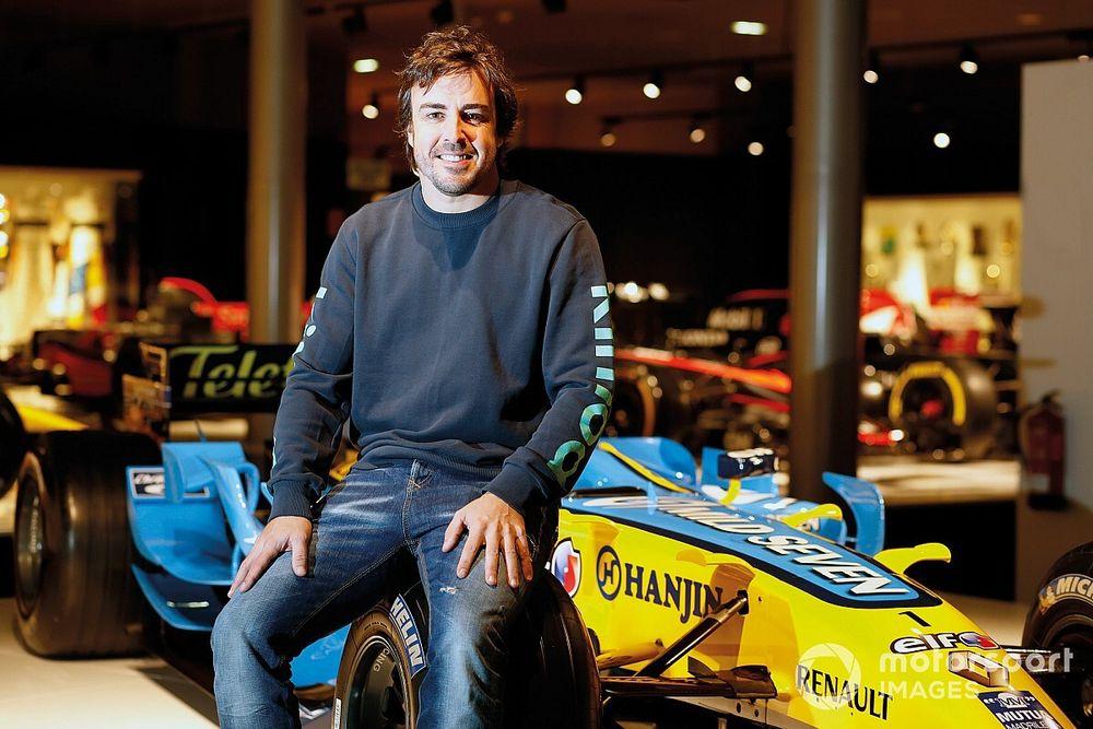 """Alonso: """"Renault'nun 2021'de yarış kazanamayacağını biliyorum"""""""