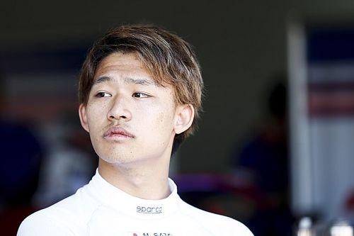 佐藤万璃音、F1若手ドライバーテストに参加決定。角田とアルファタウリをドライブ