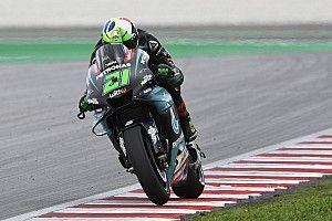 MotoGP, Sepang, Libere 4: Morbidelli davanti a Rossi e Dovizioso