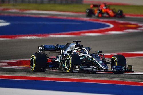 """Para Hamilton es """"muy interesante"""" que Ferrari haya perdido rendimiento"""