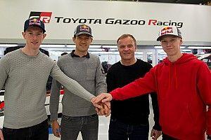 Toyota confirma el fichaje de Ogier y su alineación para 2020