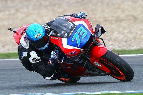 【ギャラリー】MotoGPヘレステスト:ベストショット集