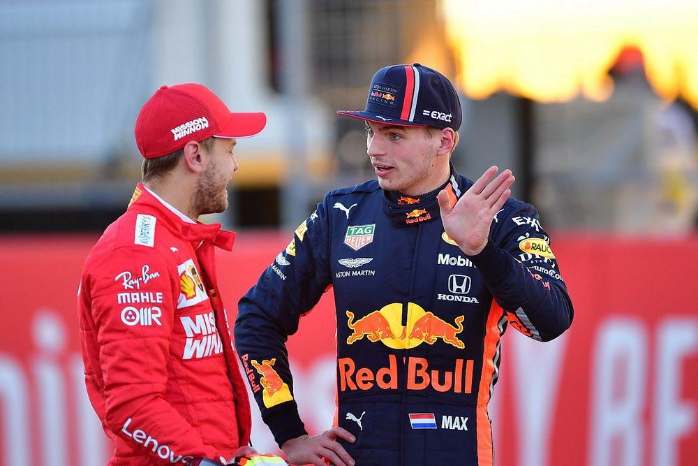 """Vettel: """"Austin'de daha fazla yere basma gücü kullandık"""""""