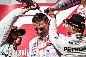 """Allison, Vettel'in Mercedes'e geçişini """"düşük bir ihtimal"""" olarak görüyor"""""""