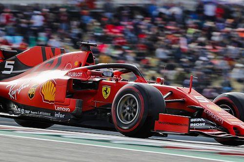 Vettel s'oppose aux critiques de Brawn sur les F1 actuelles
