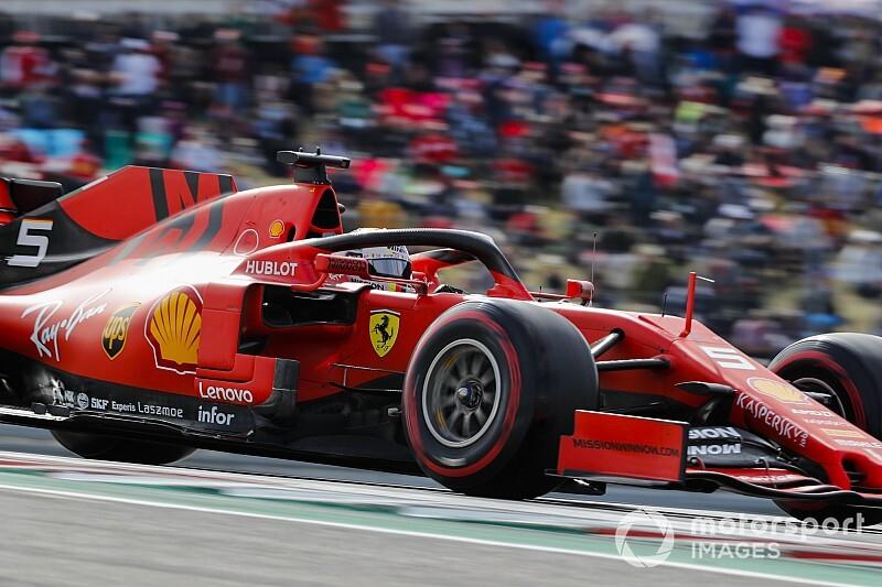 Vettel: Perdí la pole por poco, pensé que tenía más