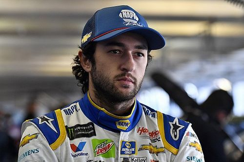 Chase Elliott on title hopes: 'It's not over until it's over'