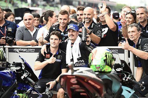 Mondiale MotoGP 2019: Vinales sale al terzo posto