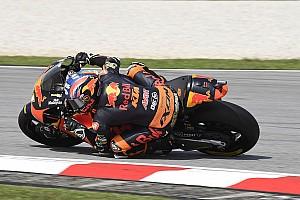 Moto2, Valencia, Libere 3: ancora Binder davanti a tutti