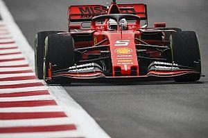Meksika GP 2. antrenman: Vettel, Verstappen'in 0.1 saniye önünde lider