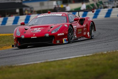 Risi Competizione reaffirms Le Mans intentions