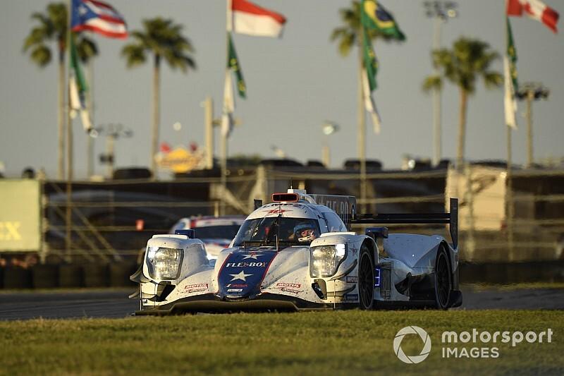 "Newey thrilled by ""fantastic"" Daytona win on U.S. debut"