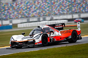 Rolex 24: Taylor's Acura leads Mazdas in FP2