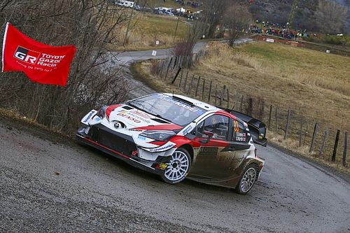 Monte Carlo WRC: Evans retakes lead from Ogier