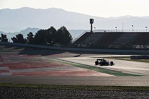 Онлайн. Предсезонные тесты Формулы 1 в Барселоне: день второй