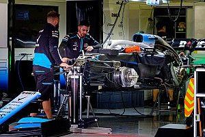 Williams ha acceso per la prima volta la FW43 di Russell e Latifi