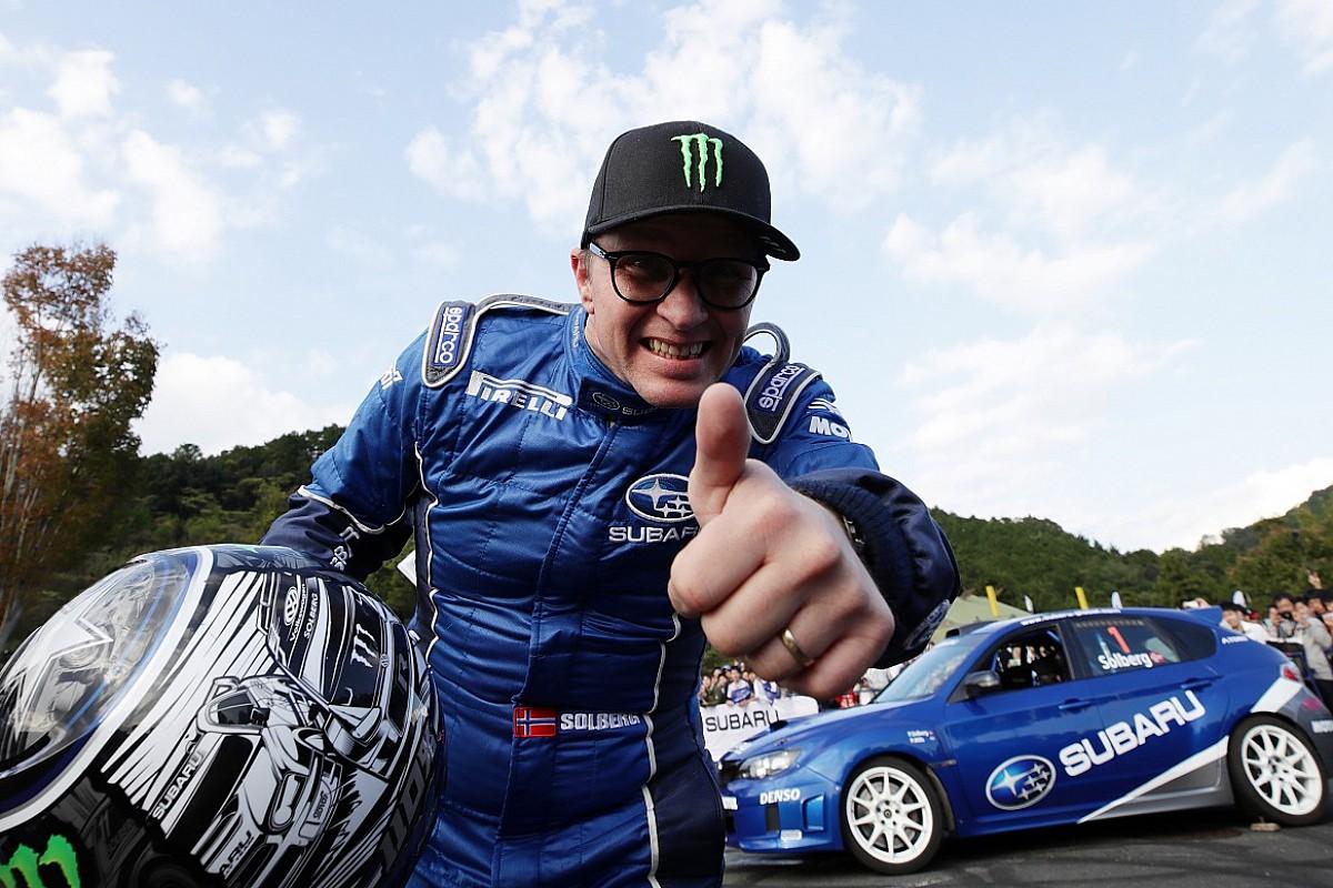 Solberg odwiedził Subaru