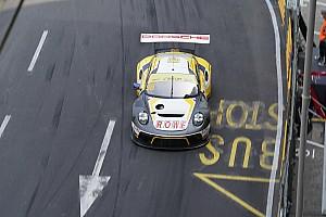 Macau, Libere 1 GT: Porsche davanti con Bamber e Vanthoor