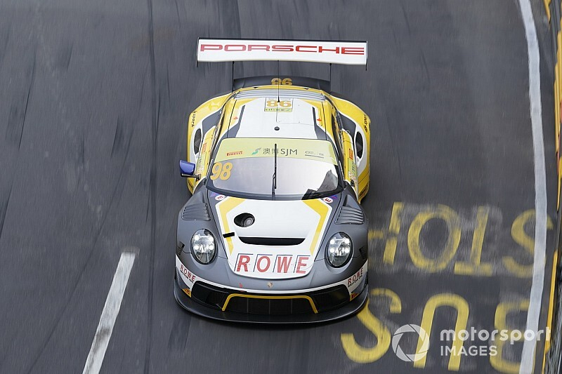 Porsche nadal na czele