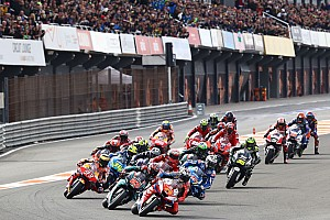 MotoGP issues 2020 provisional entry list