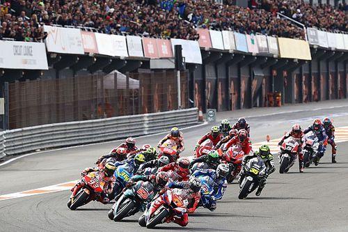 Le MotoGP publie la liste provisoire des engagés 2020