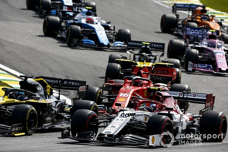 2019 F1 sezonunda geçiş sayıları yükseldi