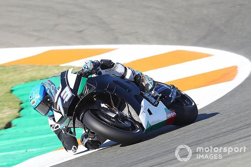 """Alex Márquez: """"He intentado aprender de todos los pilotos que he visto en pista"""""""