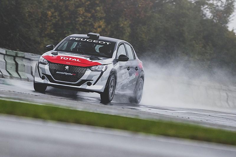 Nowa rajdówka Peugeota