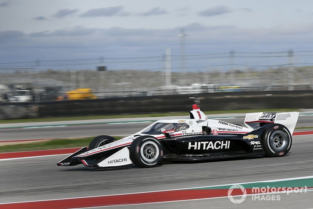 """Newgarden: Texas and season """"extremely difficult"""" for rookies"""