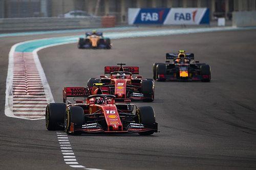 Verklaard: Waarom DRS in de openingsfase in Abu Dhabi niet werkte