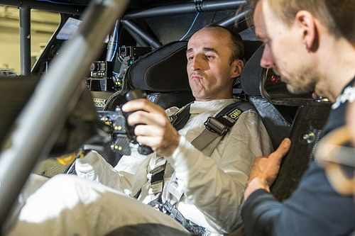 "Kubica felt ""comfortable"" straight away in BMW's DTM car"